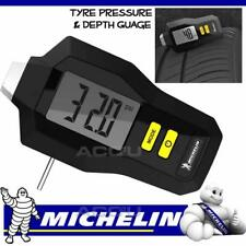 MICHELIN 12291 Compatta Digitale LCD Display Auto Pneumatico Profondità pedata & manometro