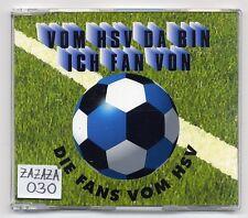HSV Hamburger SV Maxi-CD i fan dal HSV dal HSV ne sono fan-CD CALCIO