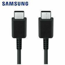 Samsung Câble USB Type-C - Noir (EP-DA705BBEGWW)