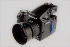 Mamiya 645 AFD II w/ AF 80mm F2.8 Lens, Hood & Film Back HM401-Mint ❸