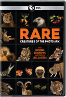 Rare: Creatures Of The Photo Ark [New DVD]