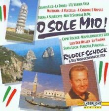 Rudolf Schock O sole mio! (15 tracks, 1954-59/92, & Das Mandolinenorchest.. [CD]