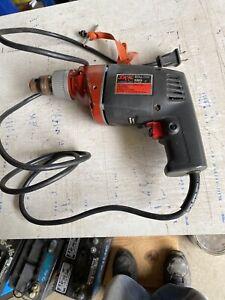 "Vintage Skil Xtra-Tool 599 Drill Hammer Chisel  3/8"""