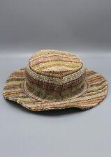 Multicolor Stylish Summer Hemp Hat