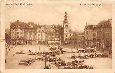 BT2729 Moravska Ostrava placo de masaryk car voiture  czech republic