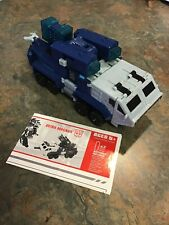 Hasbro Transfomers Animated 2008 Autobot Ultra Magnus Leader Class