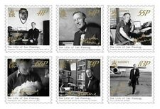 Alderney 2014  Ian Fleming  James Bond  postris/mnh
