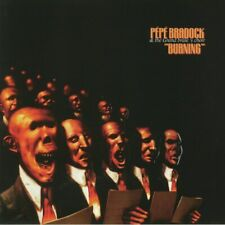 "BRADOCK, Pepe/THE GRAND BRULE'S CHOIR - Burning - Vinyl (12"")"