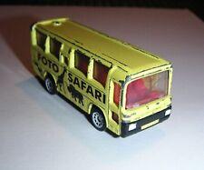 Siku 0805 SAUVETAGE 0507 MERCEDES BUS neuf dans sa boîte