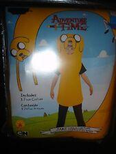 NEW Adventure Time Jake the Dog foam Halloween Costume boys medium (M) 8