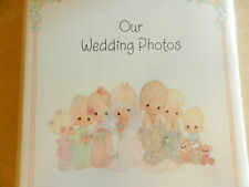 Precious Moments Wedding Album Book Forever Friends Refillable Hallmark 9 x 11