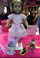 American Girl Kit's Candy Making Set NIB Easter Basket Chocolate Bunny NO DOLL