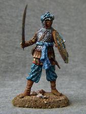 Saracen warrior. 54 mm. Elite tin soldiers St. Petersburg.
