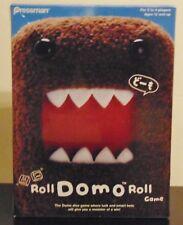 Pressman Games Roll Domo Roll 2008 new sealed