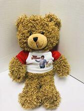 Rod Stewart Rockin' In The Round Teddy Bear Plush T Shirt Collectible 2007