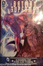 COMIC Batman Vs Superman DC Legion Of Collectors Exclusive Variant Comic