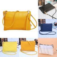 Women PU Leather Litchee Patern Small Bags Shoulder Bag Crossbody Bag handbag