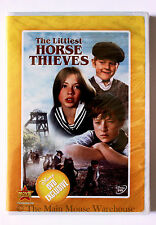 Disney The Littlest Horse Thieves AKA Escape From The Dark Coal Mine Movie DVD