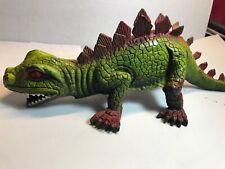 """Rare Vintage Toy Lizard Hollow Hard Rubber / Vinyl Monster Figure Hong Kong 14"""""""
