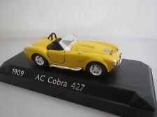 Solido  1909  AC  Cobra  427  (gelb)  1:43  in OVP !