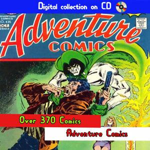 Adventure Comics rare collection - Star Man, Super Heros, Sand man, Super boy