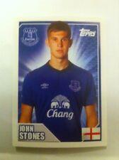 John Stones Rookie Sticker - Topps Premier League 2015 - MINT - Everton