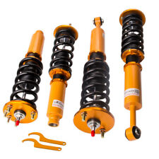 For Honda Acura TSX 04-07 Accord 03-07 Adj.Coilover Coilovers Shock Absorber Kit