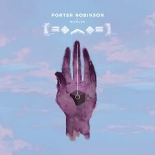 PORTER ROBINSON - WORLDS  CD NEW+