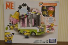 Mega-Construx   Minions  Ice Scream Truck    DPG73   NEU & OVP