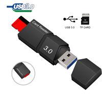 NE_ Ugreen USB 3.0 2.0 to SD Micro SD TF Memory Card Reader Card Adapter 3 Types