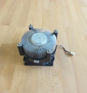 Dell Inspiron 560 CPU Cooler And Fan, 3/4 Pin