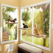 Cat Bed Wall Mount Sunny Seat Window Mounted Hanging For Peaceful Place 50lbs