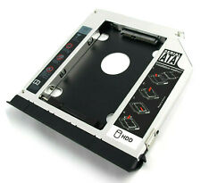 2ND Hard Drive Caddy With Ejector for Dell E6330 E6520 E6320 E6430 E6530 E6420