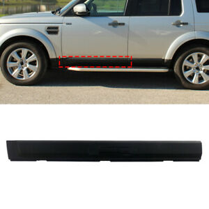 Left Front Door Mouldings Trim Inlaid Strip For Land Rover LR4 Discovery 2010-16
