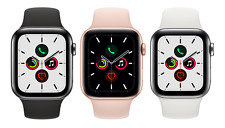 Apple Watch Series 5 | 40mm 44mm | GPS + Cellular | Gray/Silver/Gold