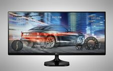 LG Ultra Wide Screen Large Monitor PC Computer Game Multimedia Wall Display HDMI