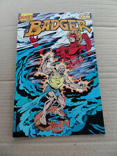 The Badger 6 . First 1985 . VF