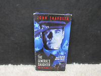 1999 The General's Daughter with John Travolta Paramount Pictures Presents VHS