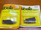 2x PACKS of No 2340 HO FREIGHT DEPO DETAILS HO SCALE LABELLE