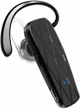 AngLink Bluetooth Headset Wireless Bluetooth Earpiece with Microphone Mic Noise