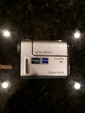 Sony Cybershot DSC-F88 5.1 Mega Pixel Digital Camera 3x Optical Zoom (DSC-F88/S)