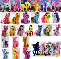 My Little Pony Luna Nighemare Moon Princess Celestia Princess Rainbow Kid Toy