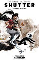 SHUTTER: WANDERLUST Vol 1 TPB Collects #1-6 Image Comics Graphic Novel NEW