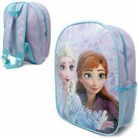 Disney Frozen II Bambini Zaino Bagaglio Viaggio Scuola Borsa 29-9179