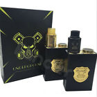 Underground mechanical boxx mod kit vaporizerr vapee pen with RDA tank