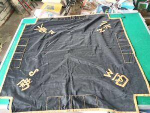 "Vintage Mah Jong Table Game Cover 37"""