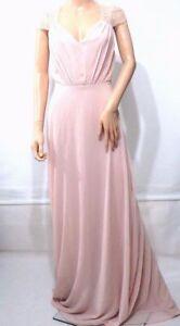 BIG SALE CLEARANCE ASOS Kate Lace Maxi Party Evening Dress UK8 RRP£70
