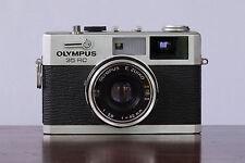 Olympus 35 RC 35mm Film Rangefinder Camera FREE P&P