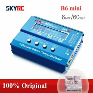 Original SKYRC IMAX B6 MINI Balance Charger Discharger For RC Helicopter Re-peak