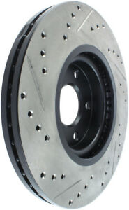 Disc Brake Rotor-AWD Front Left Stoptech 127.42080L